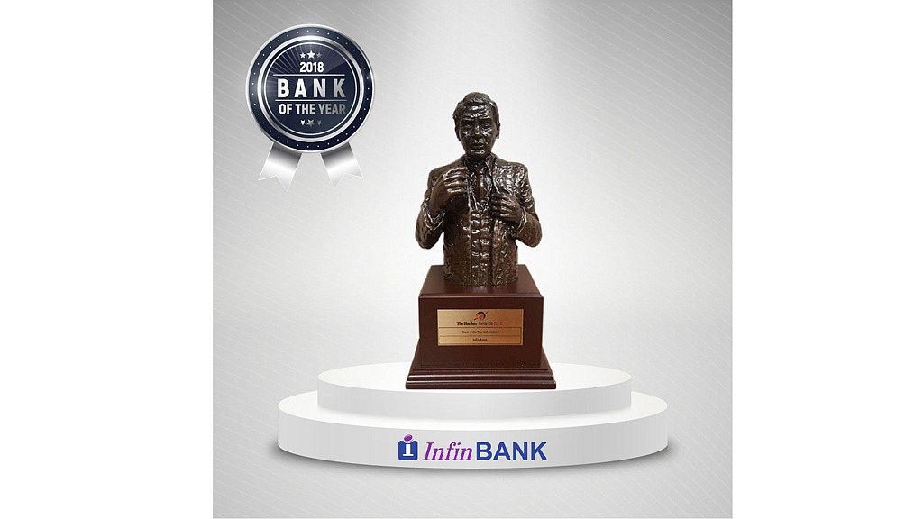 Bank of the year 2018